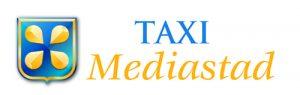 Taxi Hilversum Mediastad Logo - Uw taxicentrale in Hilversum & Gooi